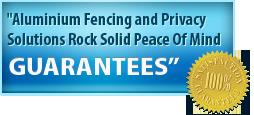 The Aluminium Solutions Guarantee