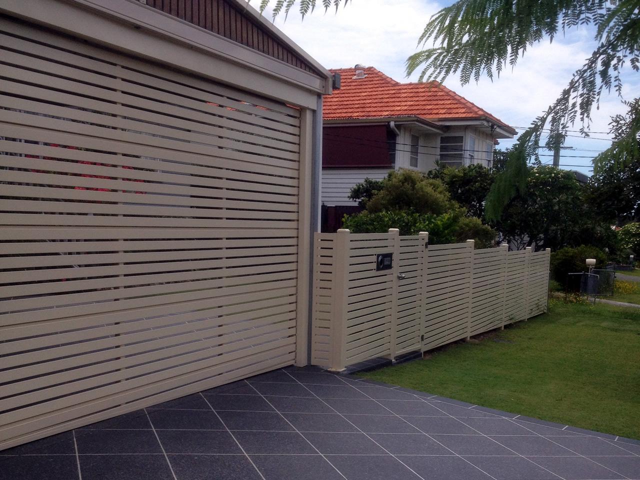 Aluminium Fencing Brisbane Fencing Brisbane