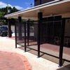 aluminium screens brisbane - australia