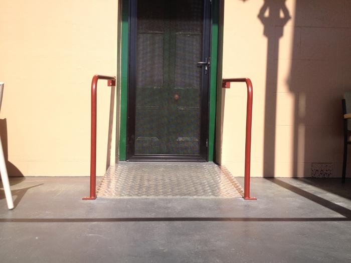 handrails - balustrades brisbane