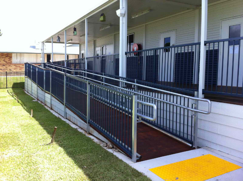 aluminium balustrades brisbane - australia
