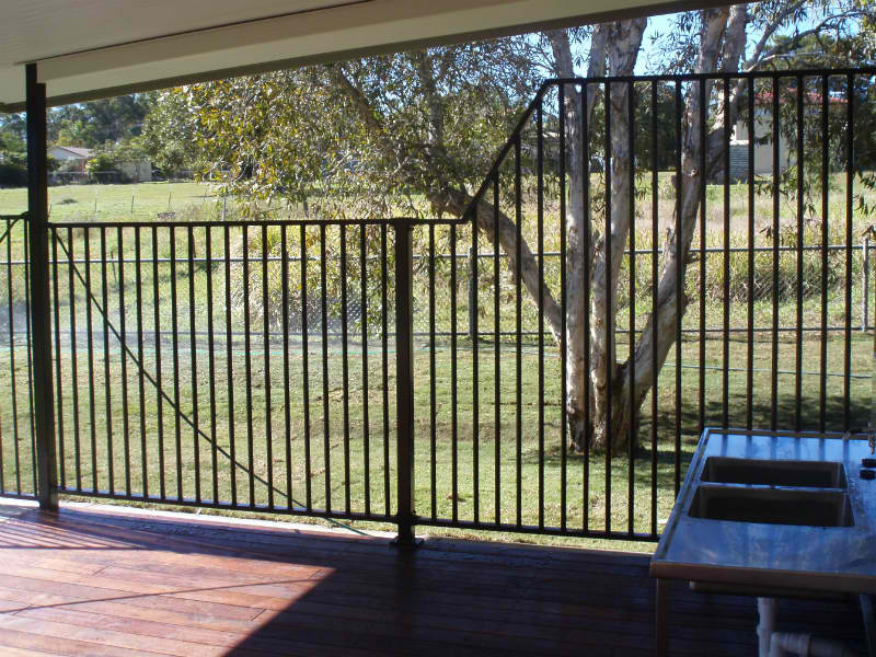 aluminium fence panels brisbane