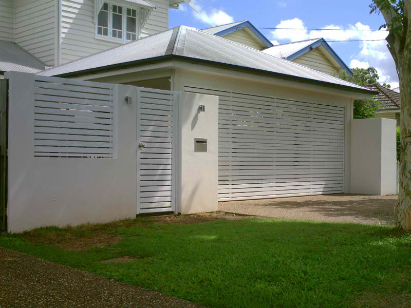 Windows for houses design - Garage Doors Brisbane Aluminum Fencing And Privacy Solutions
