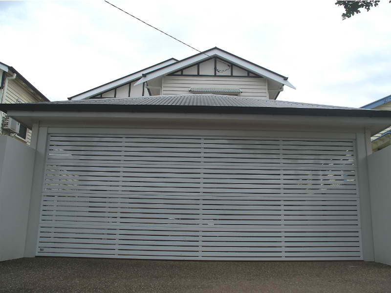 Garage Doors Brisbane Aluminum Fencing And Privacy Solutions