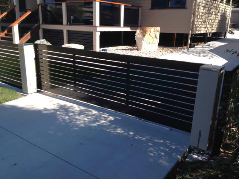 aluminium gates brisbane