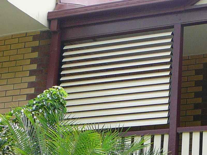 privacy screens brisbane - louvres