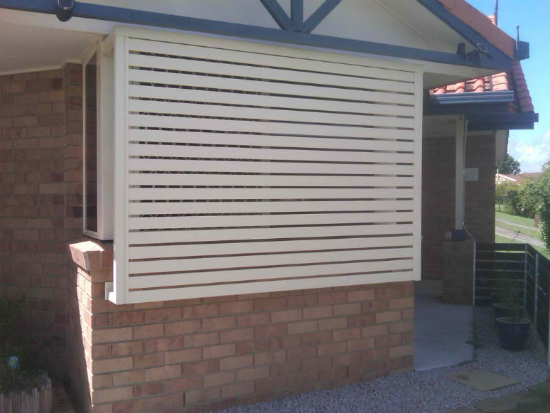 aluminium screens brisbane